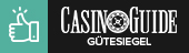 CasinoGuide Gütesiegel